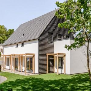 Carrowbreck Meadow Passivhaus Exterior Image