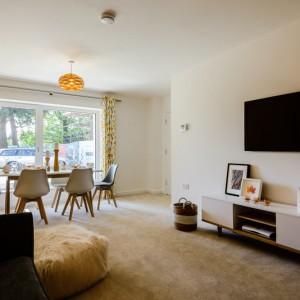 Carrowbreck Meadow Living Room